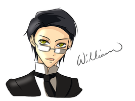 William T. Spears by LikeAnArtist