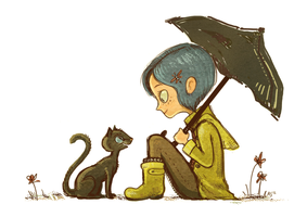 Coraline Jones by Alyssizzle-Smithness