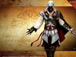 Assassins Creed 2 Desktop by Rick-Evans