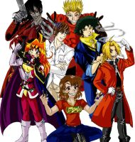 New anime group ID by Claudia-C18