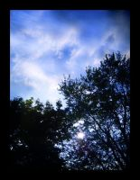 Skies of Blue by caiticat