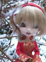 Pullip Withered in Winter by FriedaVanRaevels