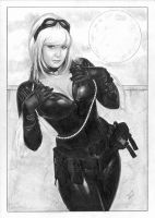 Ultimate Black Cat by TimGrayson