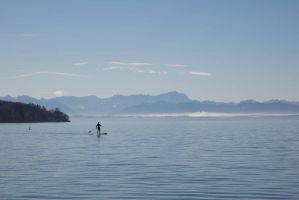 Starnberger See by Imivai