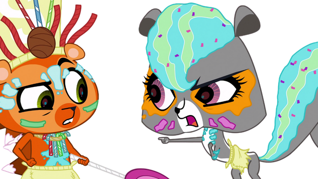 Y.. You're A Tiny Boy! (LPS Vector) by Awsomejosh13