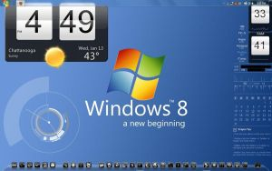 Windows 8 Desktop by 1942-warrior