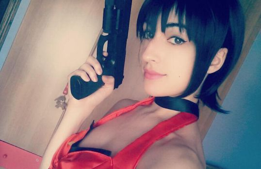 Ada Wong Istant Cosplay by Tifa-Cosplay