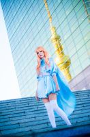 Sheryl Nome Universal Bunny - Cosplay by ECOC