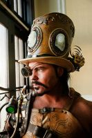 Steampunk Overlord 8 by overlord-costume-art
