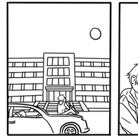 Cloverdale 1-1 panel preview by JoyousInsomnia