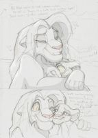 Daddy Simba's Affections. .:.Sketch. by Xx-JungleBeatz-xX