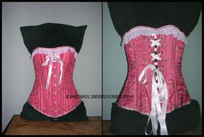 Sweet Corset Complete by kimichan