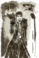 The Crow by Black-Hearted-Poet