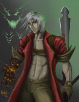 Dante by VisibleFire