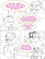 Chipmunk comic with words 3 by Rabbette