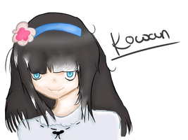Kowan doodle by Em-UH-ly-chan