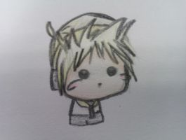 extremely cute Len by Cdraw1998