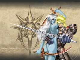 Lineage2 by angelseal