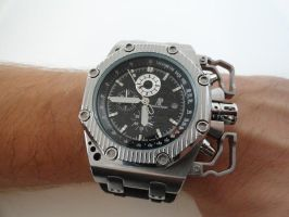 Cool Men's Audemars Piguet chronograph watch by ailsalu