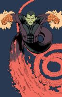 Super Skrull Flats by thelearningcurv