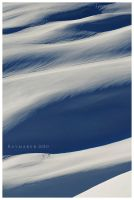 Snow Dunes II by Raymaker