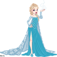 The Cold Never Bothered Me Anyway by Ashuri