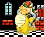 Bowser looking all Snooty by BenjaminTDickens