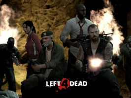 Left 4 Dead in the Caves by ScoutFan