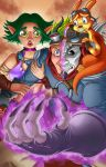 Jak and Daxter color commission by SemajZ