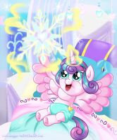 Princess Flurry Heart by MeganLovesAngryBirds