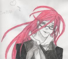 Grell Sutcliff by YaoiYuriTwins