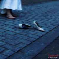 WHITE SHOES by cetrobo