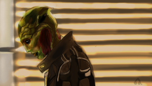 Thane by roboqueer