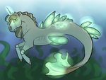 Creature of the Seas by SpytFyre-Ranch