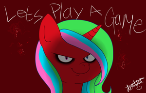 Lets Play A Game by familyof6