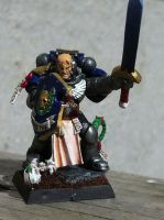 Astral  Claws Sargeant - Front by godjano