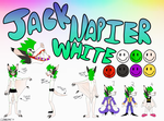 JACK NAPIER WHITE | 2017 reference remastered by Clowncrime