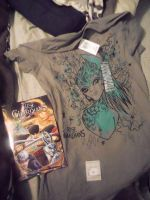 Rise of the Guardians merchandise by 4RAINYNITE