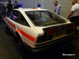 1985 Rover SD1 by The-Transport-Guild
