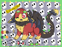 40 points adoptable CLOSED by yoshll