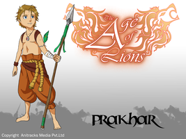 Prakhar Wallpaper- Age of Lions by JazylH