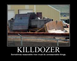 Killdozer Quote by Onikage108