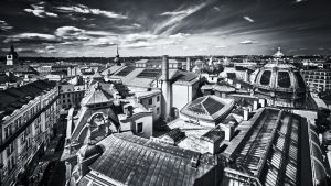 rooftops. by almiller