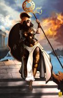 Athena by rlanghi