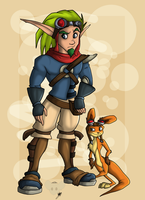 ::Jak and Daxter Reloaded:: by RatchetJak