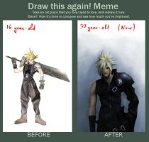 Cloud Meme by Matou31