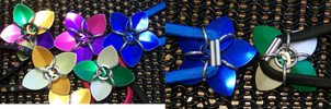 Hairbands by MiscellaneousMaille