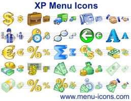 XP Menu Icons by Ikont