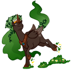 MLP: Princess Gaia by arafel