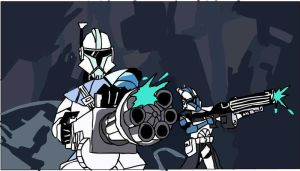 Clone Troopers by TroJan-256